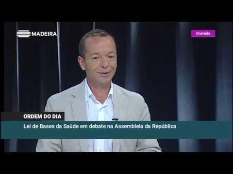 Ernesto Ferraz | Lei de Bases da Saúde, Cuidador Informal |  Ordem do Dia RTP M