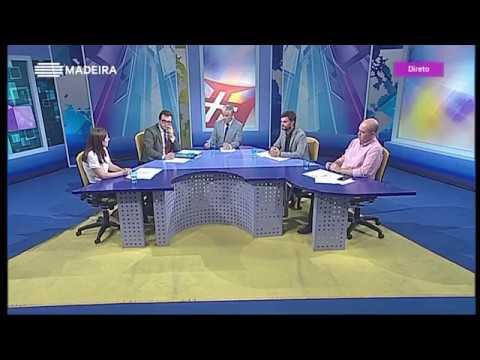 Roberto Almada | Acessibilidades | ALRAM | Programa Parlamento RTP Madeira