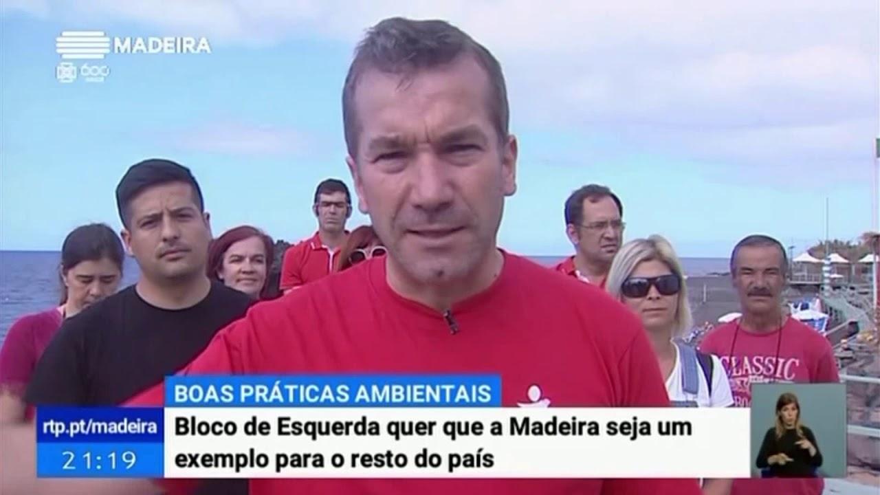 Banir as embalagens descartáveis - a Madeira pioneira   Telejornal RTP M